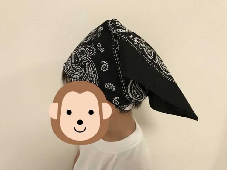 バンダナ三角巾