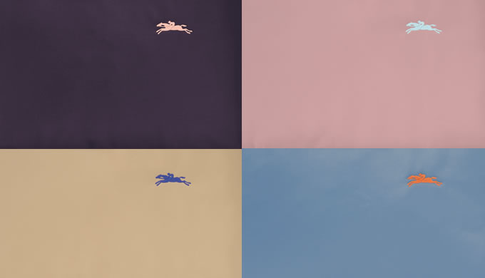 ロンシャン プリアージュ クラブに新色が登場!4色追加でカラバリ豊富に!