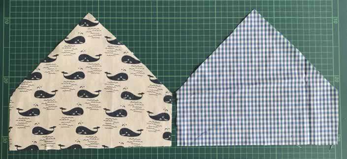 布のお箸袋生地