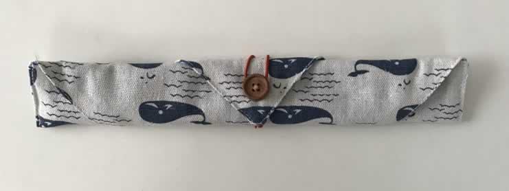 布のお箸袋