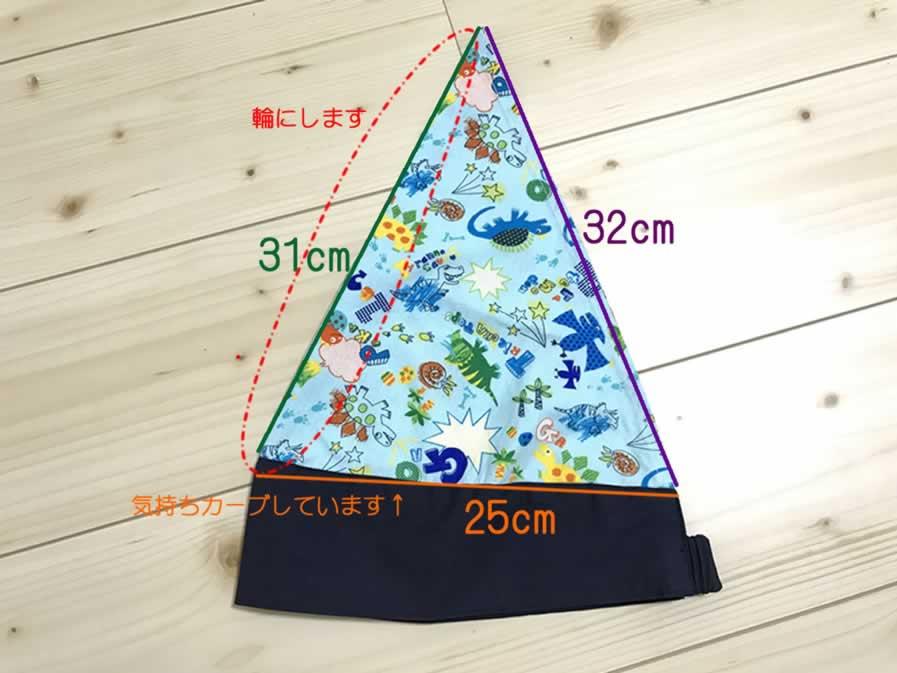 三角巾サイズ